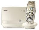 Телефоны DECT Siemens Gigaset SL150 White Marble  Colour