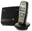 Телефоны DECT Siemens Gigaset SL100 Espresso Cream Colour