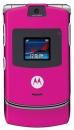 Сотовые телефоны GSM Motorola RAZR V3 Pink