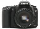 Фотоаппараты Canon EOS 20D kit (объектив Canon EF-S 18-55 f/3.5-5.6 в комплекте)