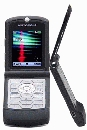 Сотовые телефоны GSM Motorola V3 RAZR Black