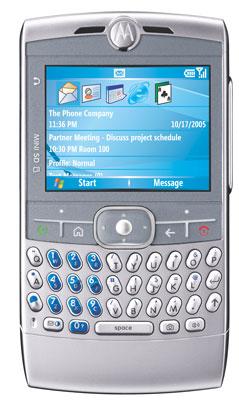 Сотовый телефон Motorola Q